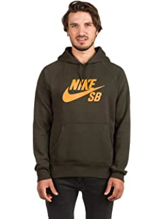 d4b87e3140b5 Nike SB Icon Dots PO Hoodie - Sweatshirt Grau - XL - Herren  Amazon ...