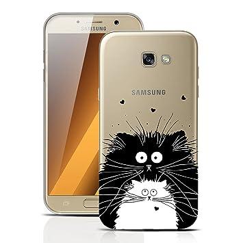 samsung galaxy a3 2017 coque chat