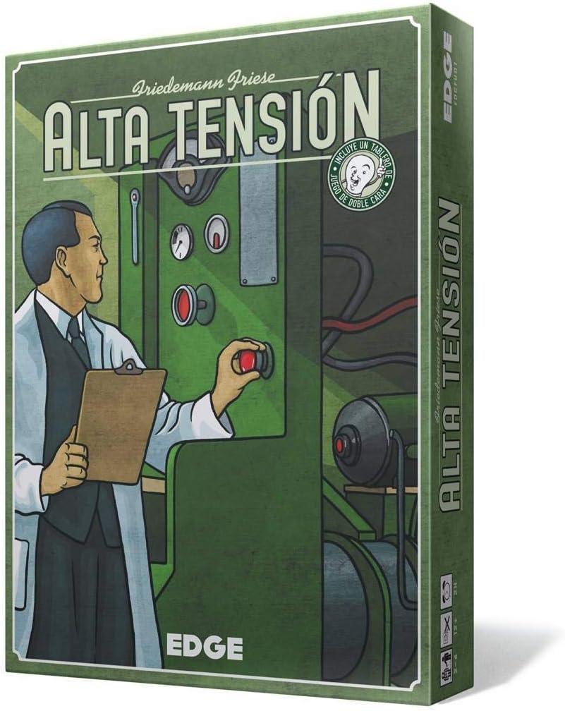 Edge Entertainment - Alta Tensión, reenergizado (Asmodee, EE2FPG10)