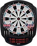 Fat Cat Rigel Electronic Dartboard, Compact Size For Easy Install, Backlit Cricket Scoreboard, Easy To Use Button Interface, Optional Double In/Out, Target Tested Tough Segments Last Longer, 35 Games