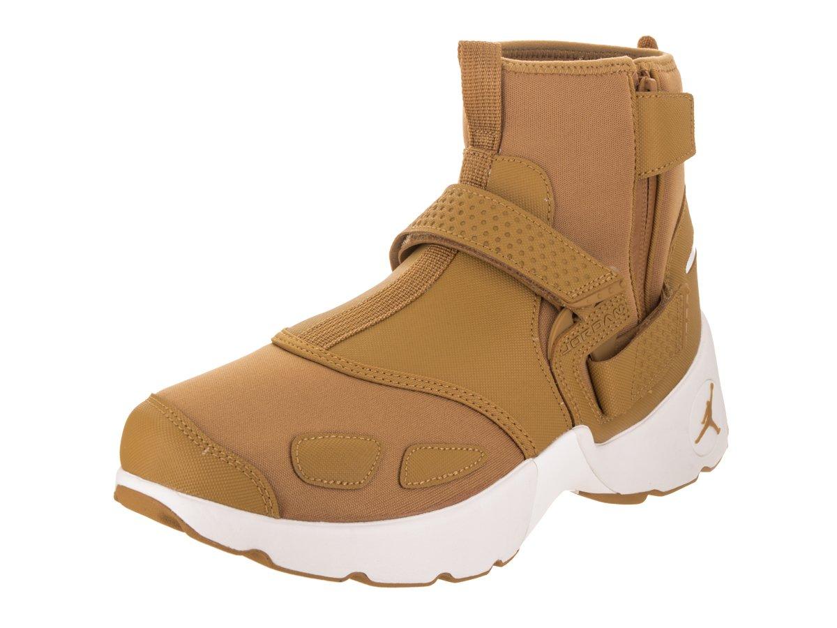 Jordan Trunner LX High Men's Shoes Golden Harvest/White/Gum Yellow aa1347-725 (12 D(M) US) by Jordan