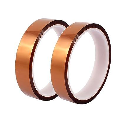 Alikso - 2 rollos de cinta de sublimación de alta temperatura de ...