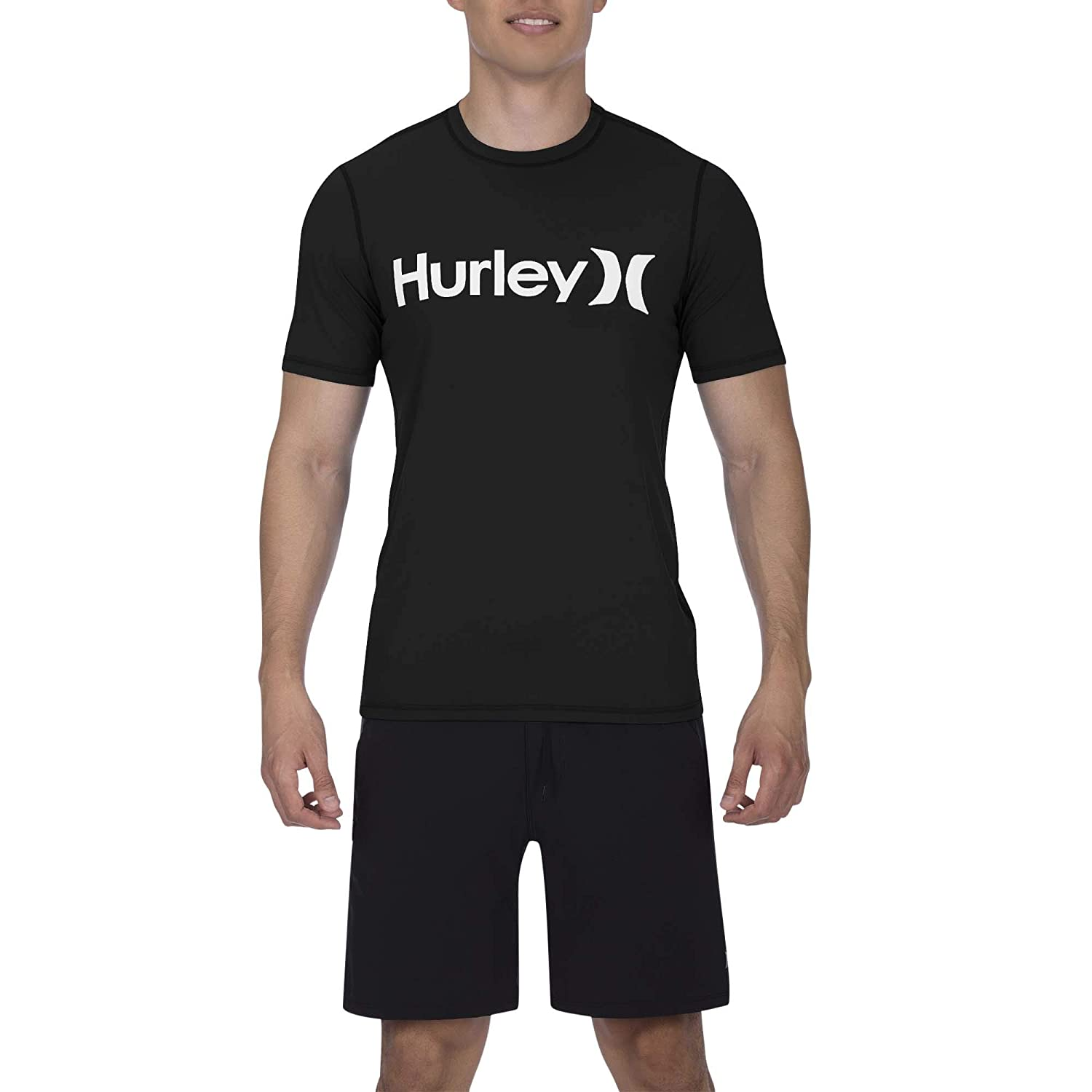 LYCRAS Unisex Adulto Hurley M One/&Only Surf Shirt S//S