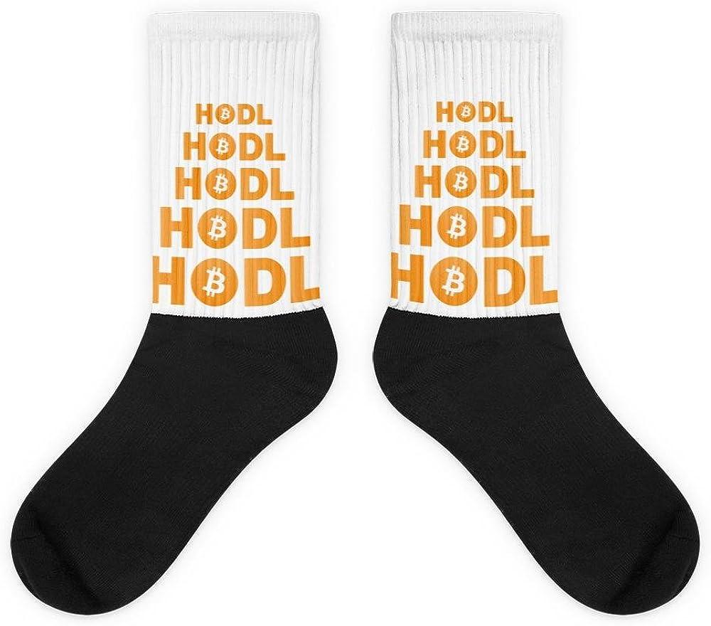 Bitcoin HODL Socks