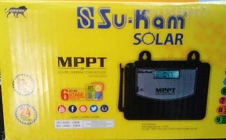Sukam MPPT Solar Charge Controller 12V-24V-20Amp