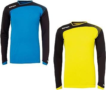 Kempa Aspire portero sudadera-camiseta de balonmano para niños & para hombre, color Azul - azul, tamaño XXXL: Amazon.es: Deportes y aire libre