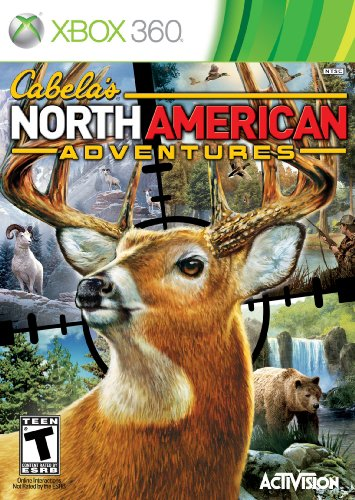 Cabela's North American Adventures 2011 - Xbox 360