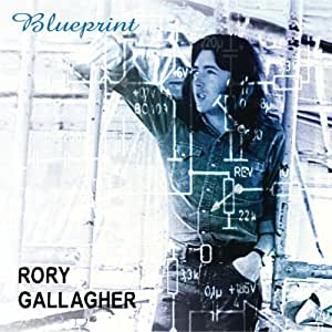 Rory gallagher blueprint reissue music for Under wraps blueprint covers