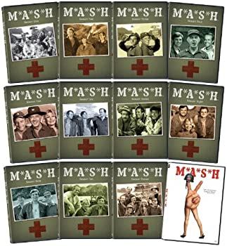 Mash Complete Series + Movie on DVD