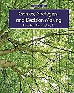 Game theory for political scientists james d morrow 9780691034300 games strategies and decision making fandeluxe Image collections