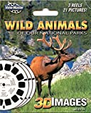 ViewMaster - Wild Animals of our National Parks - 3 Reels on Card - NEW