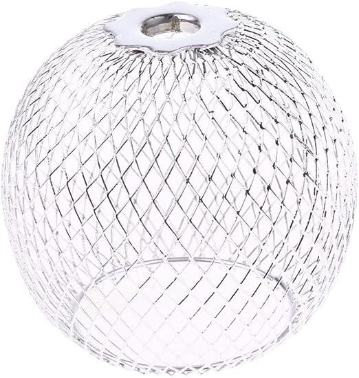 Velidy Lustre Abat-jour Panier Style globe Suspension abat-jour Craft Abat-jour Lampadaire/ /18,8/x 11,9/cm