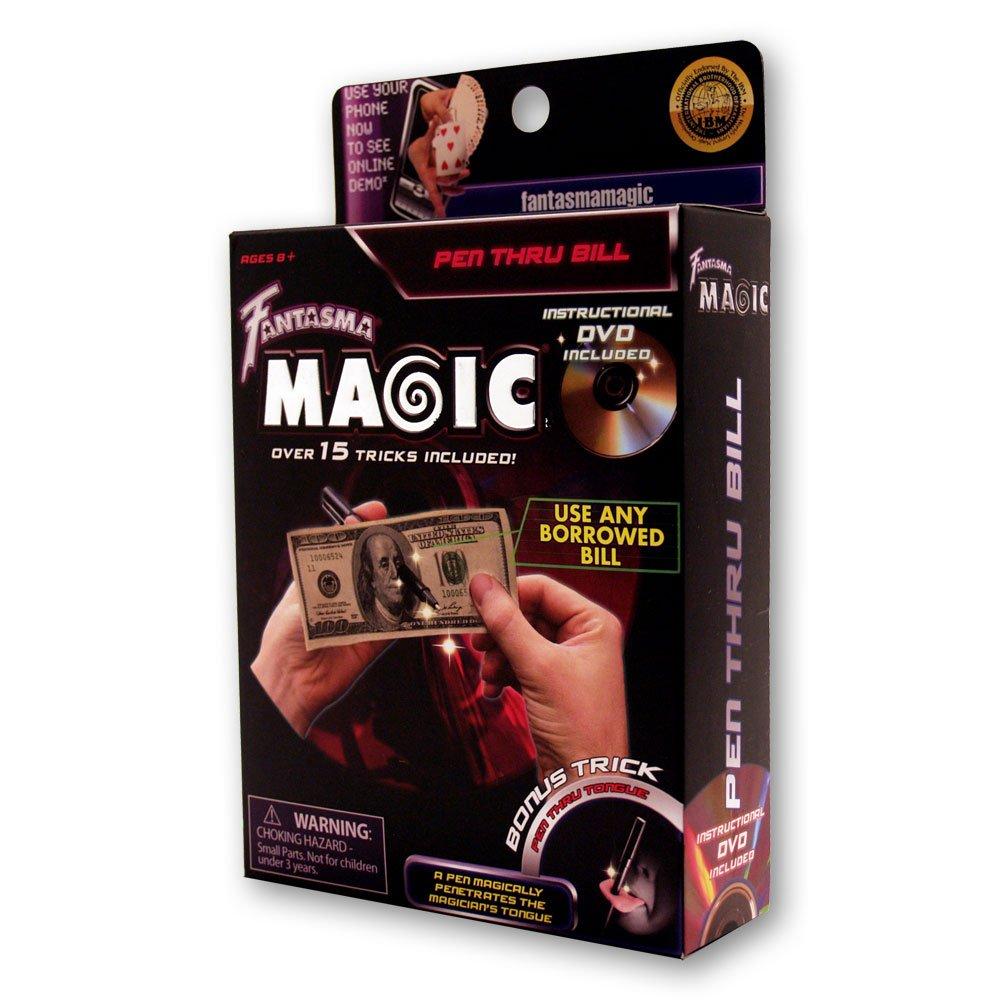 [ファンタスマ]Fantasma Toys Pen Pen Thru 507DV Bill with DVD 507DV Toys [並行輸入品] B000E76JJA, 共同ガーデンクラブ:118927fb --- fancycertifieds.xyz