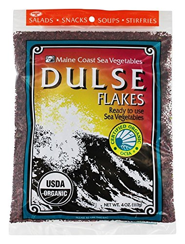 Maine Coast Dulse Flakes Bag