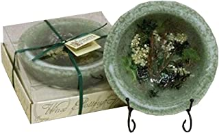 """product image for Habersham American Bayberry Wax Pottery Bowl - 7"""" Round"""
