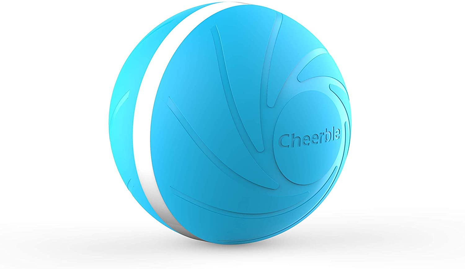 Cheerble Wicked Ball, 100% Automatic and Interactive Ball to Keep Your Dogs/Cats Company All Day, Your Pet's Joy When Home Alone -NOT for CHEWERS