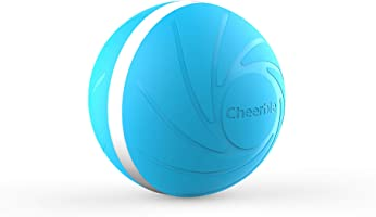 Cheerble Wicked Ball, 100% Automatic and Interactive Ball to Keep Your Dogs/Cats Company All Day, Your Pet's Joy When...