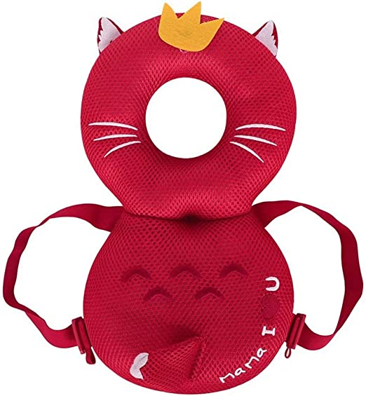 Almohadas - Protector de la cabeza del bebé niños pequeños ...