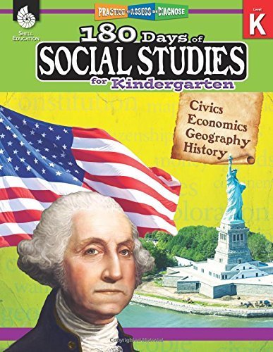 180 Days of Social Studies for Kindergarten
