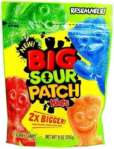 BIG Sour Patch Kids