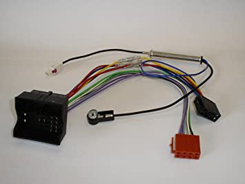 G.M. Production – Kit C/P ISO – Kit Cable Adaptador Cableado ...