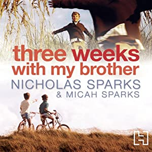 Three Weeks with My Brother Audiobook