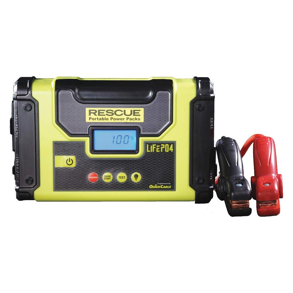 Quick Cable 604022 Rescue Lifepo4 Power Pk 400A