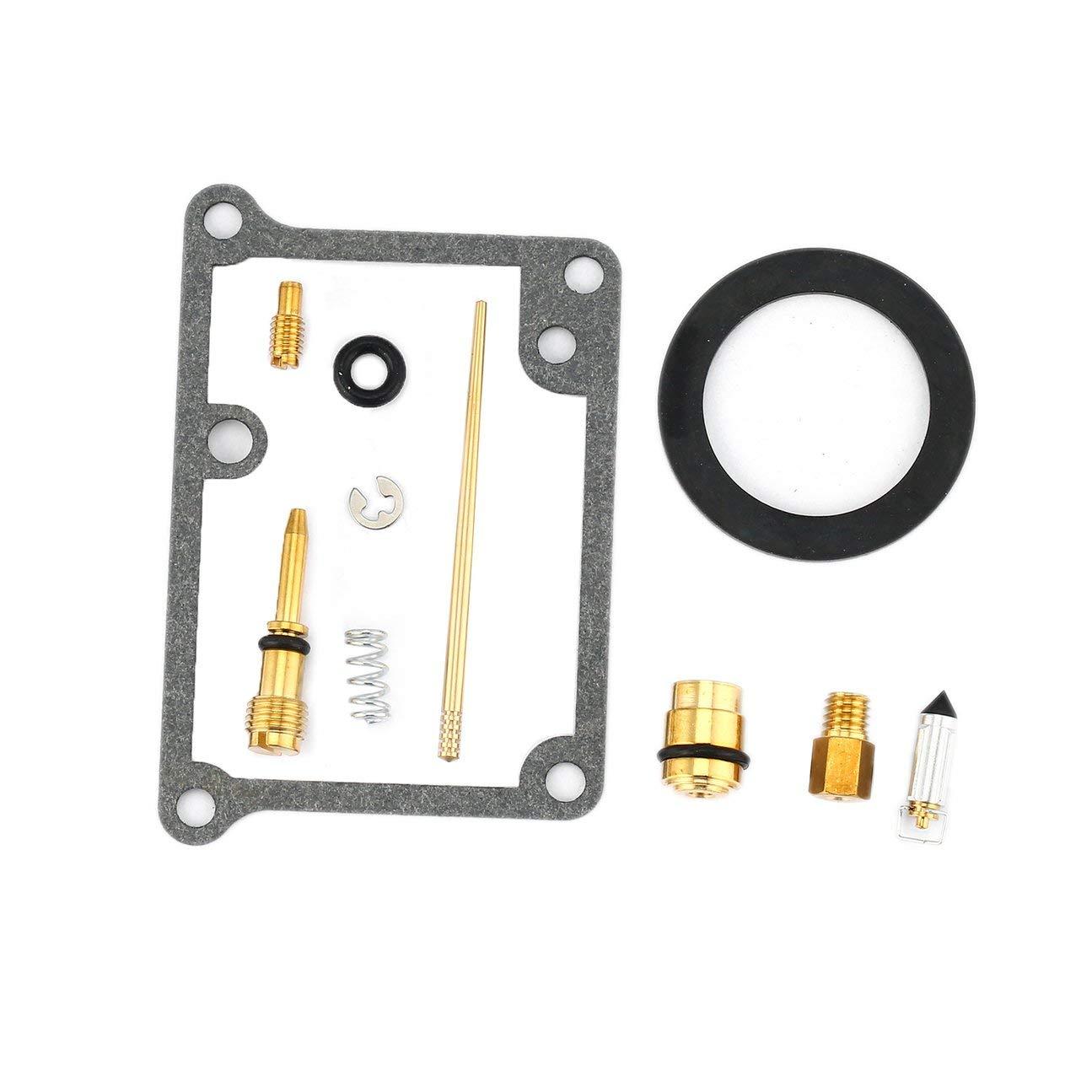 MachinYesell Kit de pi/èces de r/éparation carburateur//carb Rebuild pour kit de r/éparation de carburateur Yamaha Blaster 200 YFS200 1988-2006 noir