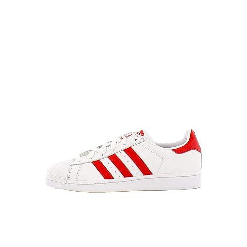 Buy Adidas ORIGINALS Women's Superstar Shoes Running, White/Active ...