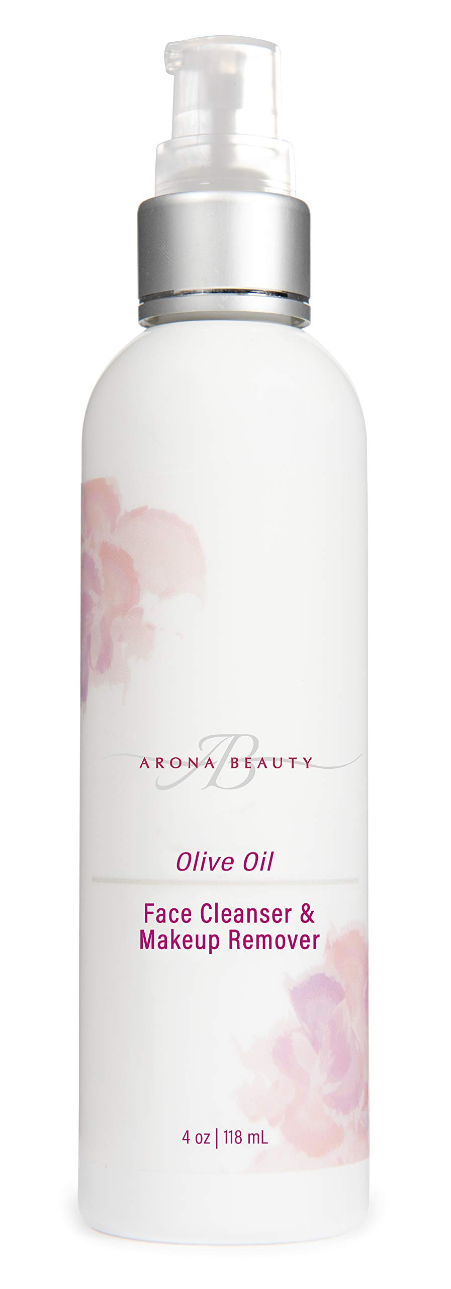 Arona Beauty Olive Oil Face Cleanser & Remover,4oz