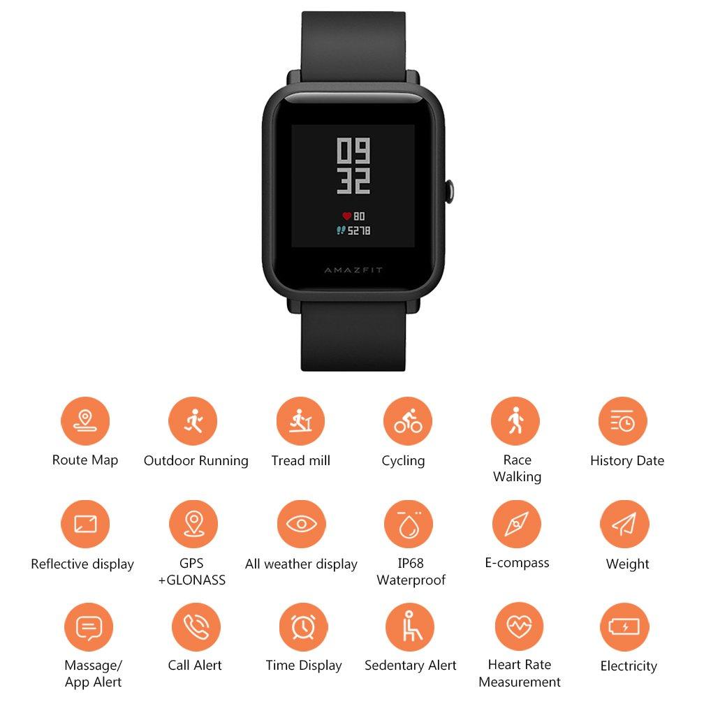 XIAOMI Amazfit Bip Smartwatch Reloj Inteligente Bluetooth con ...
