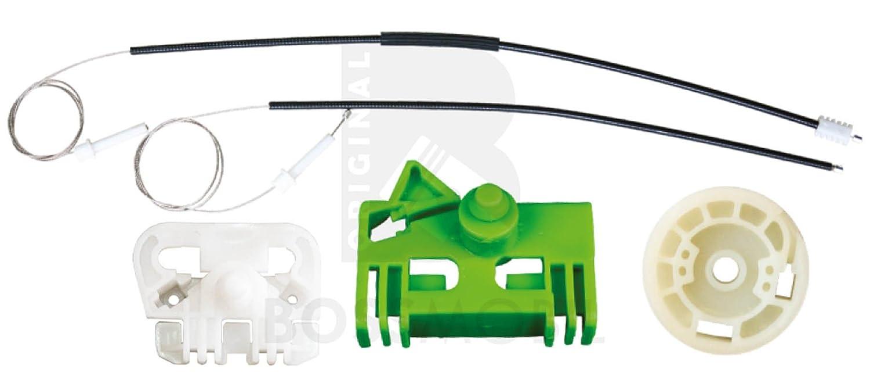Original Bossmobil PEUGEOT 306 Fensterheber Reparatursatz,Vorne Links *NEU*