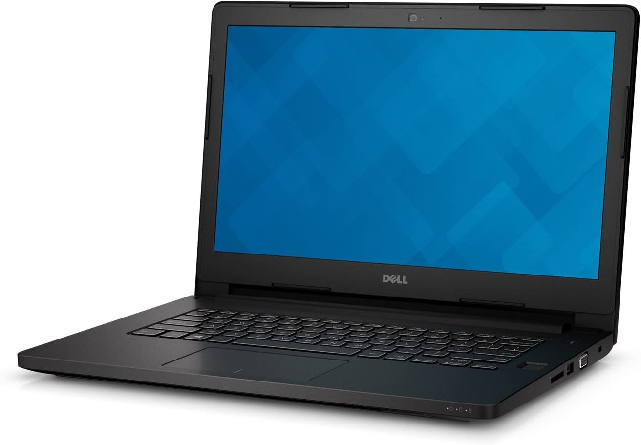 "Dell 6VY0R Latitude 3470 2-in-1 Laptop, 14"" HD, Intel Core i5-6200U, 4GB DDR4, 500GB Hard Drive, Windows 10 Pro"