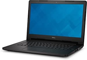 "Dell 6WNKH Latitude 3470 2-in-1 Laptop, 14"" HD, Intel Core i3-6100U, 4GB DDR4, 500GB Hard Drive, Windows 10 Pro"