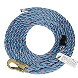 Safety Works 641817020197 Rope Lifeline Body and Fall Protection