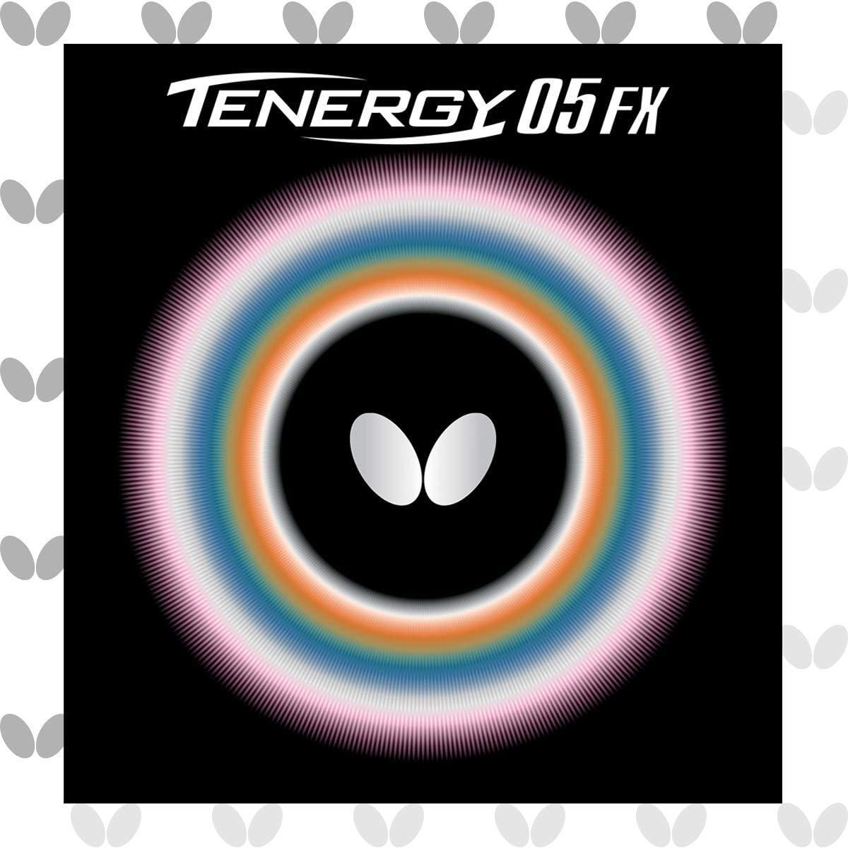 Butterfly Mariposa Tenergy 05FX Tenis de Mesa Caucho
