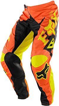Fox Racing 180 Race Mens Off-Road Pants 32 Green