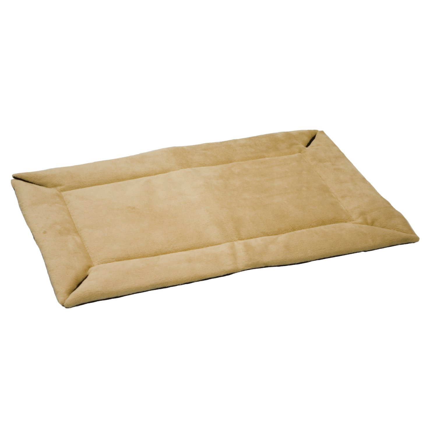 K&H Pet Products Self-Warming Crate Pad Small Tan 20  x 25