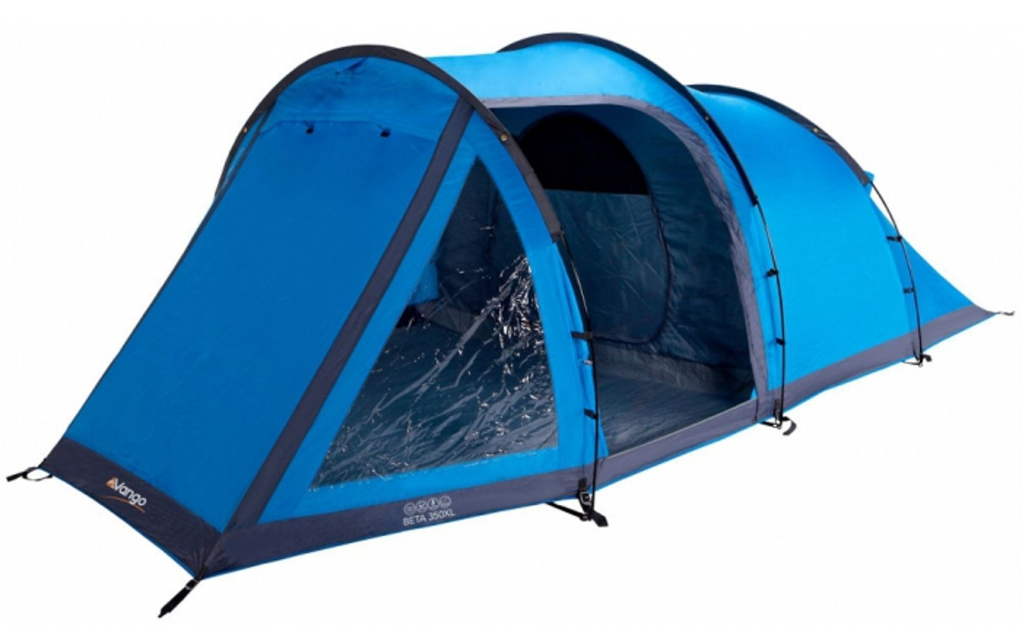 Vango Beta 350 XL Tent river-blue 2016 Tunnelzelt