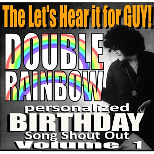 Allison (Double Rainbow Personalized Birthday Song Shout Out)