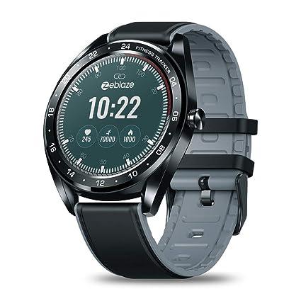 Zeblaze NEO Smart Watch,IP67 Waterproof Sport Smartwatch,1.3 Inch IPS Color Screen,Heart Rate Monitoring,Female Health Monitoring,Call ...