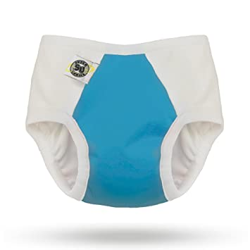 d1a77212f9 Amazon.com   Super Undies Potty Training Pants Aqua Small   Toilet Training  Pants   Baby
