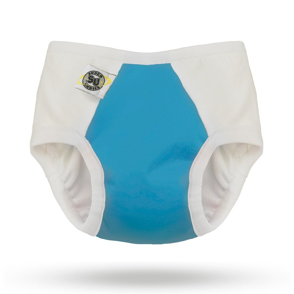 Super Undies Pull-on 2.0 Training Pants with Built-in Padding and Optional Extra Inserts Ages 3-16