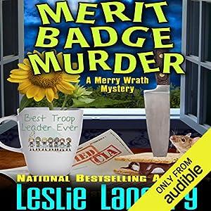 Merit Badge Murder Hörbuch