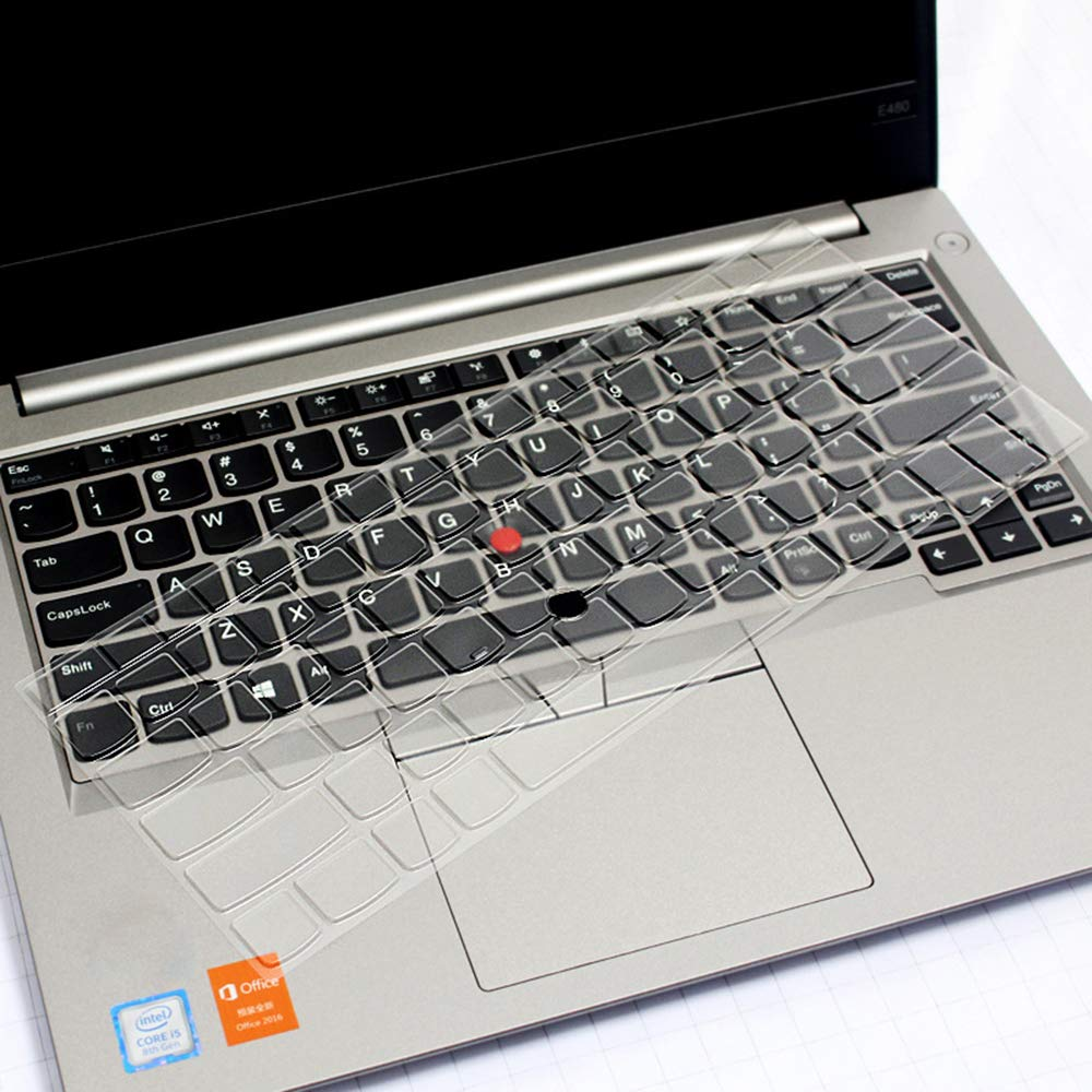 Funda para Teclado Transparente para Lenovo Thinkpad X1 ...