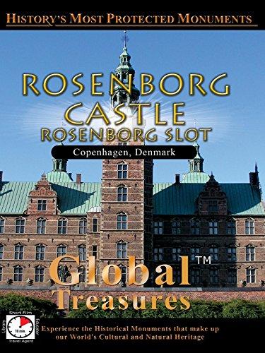 Global Treasures - Rosenborg Castle - Rosenborg Slot Kobenhavn - Denmark