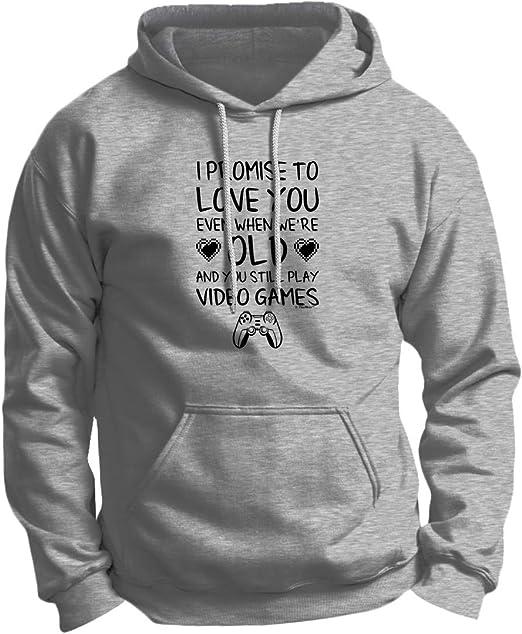 Casual Jumper wellcoda Cute Chick Geek Funny Mens Sweatshirt
