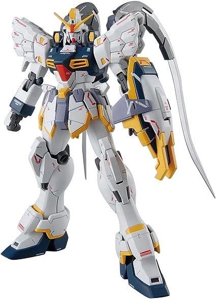 Yellow left leg Gundam Accessory Sandrock
