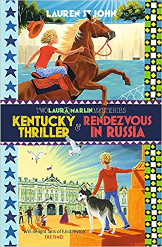 Kentucky Thriller and Rendezvous in Russia (Laura Marlin Mysteries)