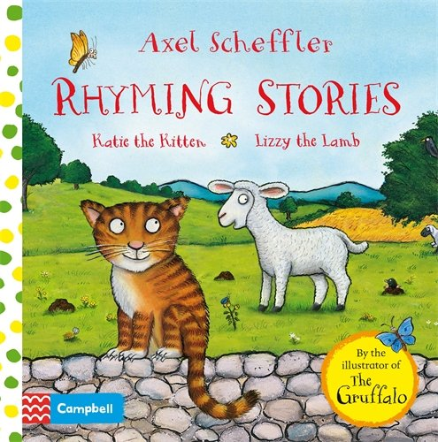 Download Katie the Kitten and Lizzy the Lamb (Rhyming Stories) PDF